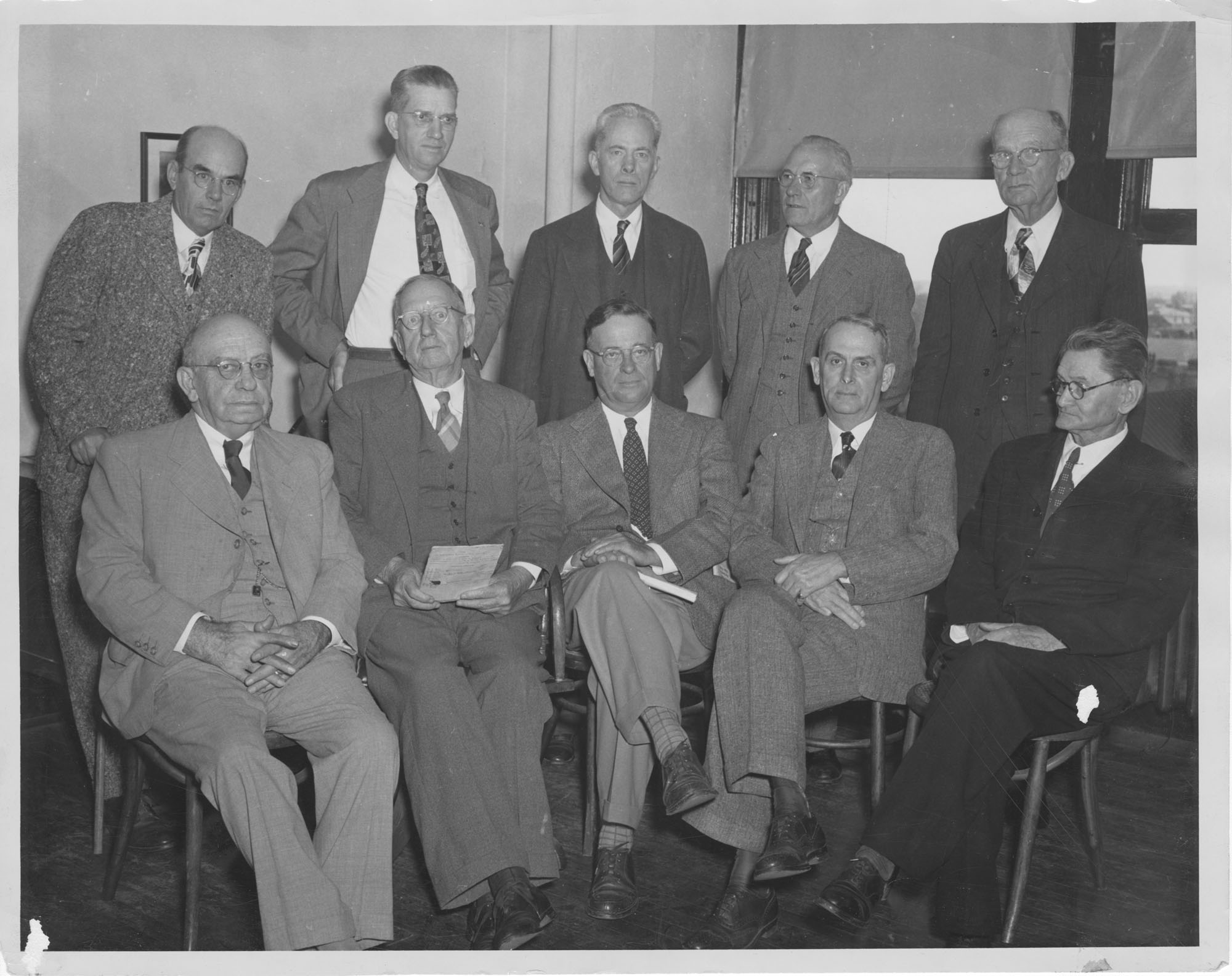 Joint Meeting of the Agricultural Society of South Carolina and the Charleston A. & I. Fair Association