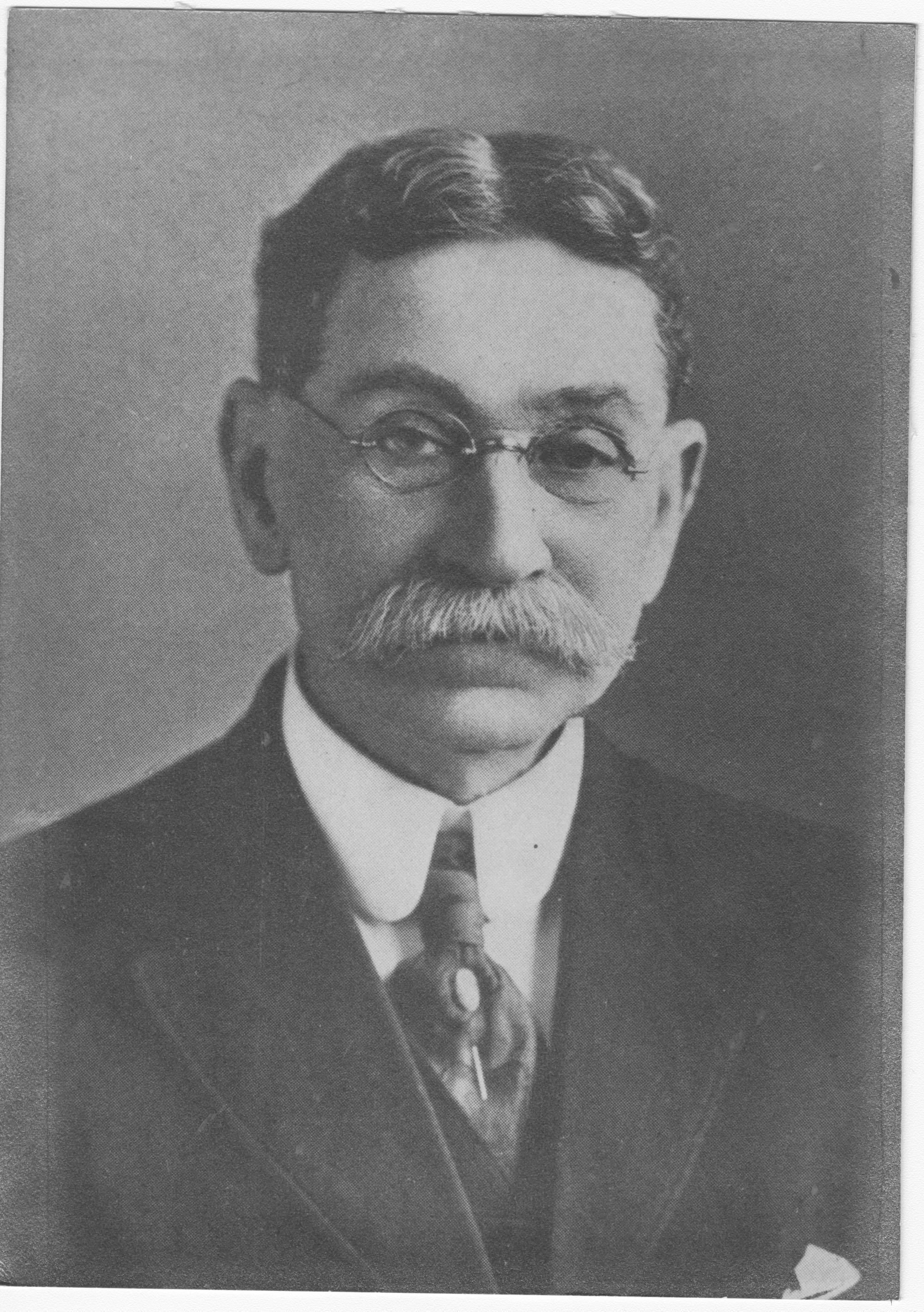 Stephen E. Welch