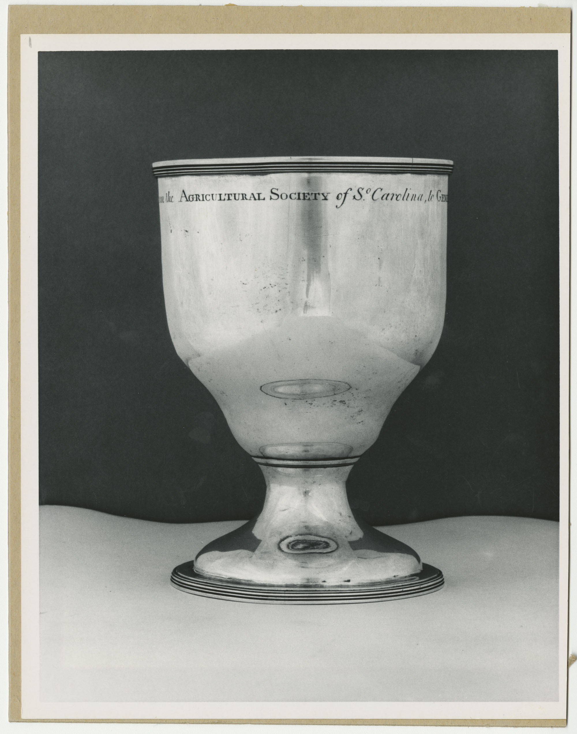 Chalice for General George Washington, Side 3