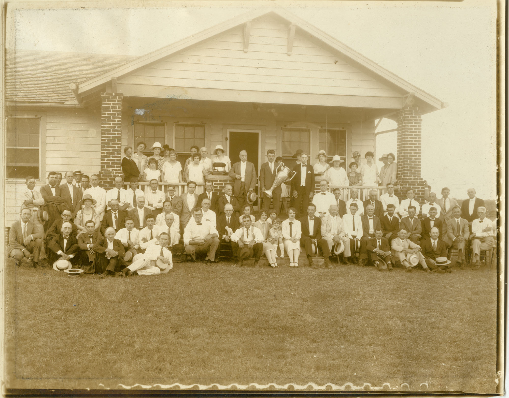 Agricultural Society, 1926