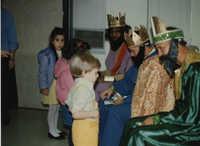 Fotografía del Día de Reyes   /  Photograph of Three Kings Celebration