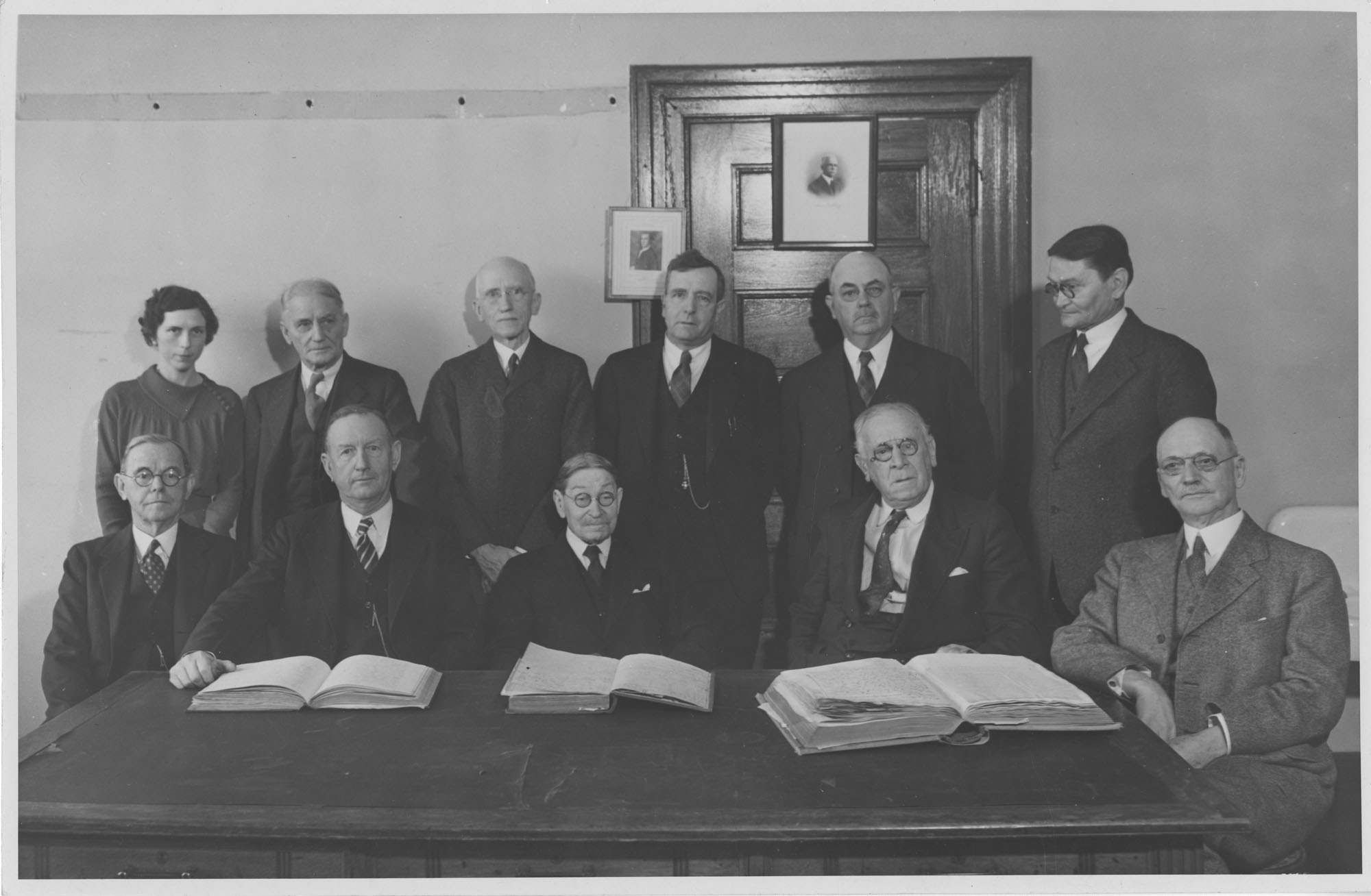 Agricultural Society of South Carolina Executive Committee, 1935
