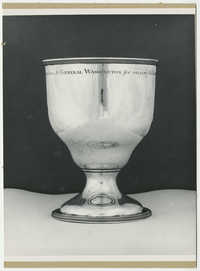 Chalice for General George Washington, Side 2