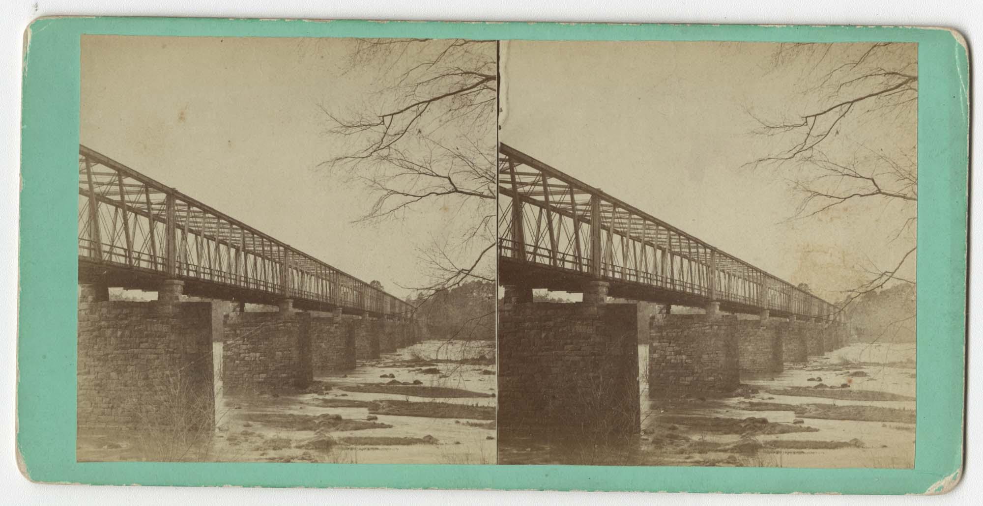Bridge on Congaree River
