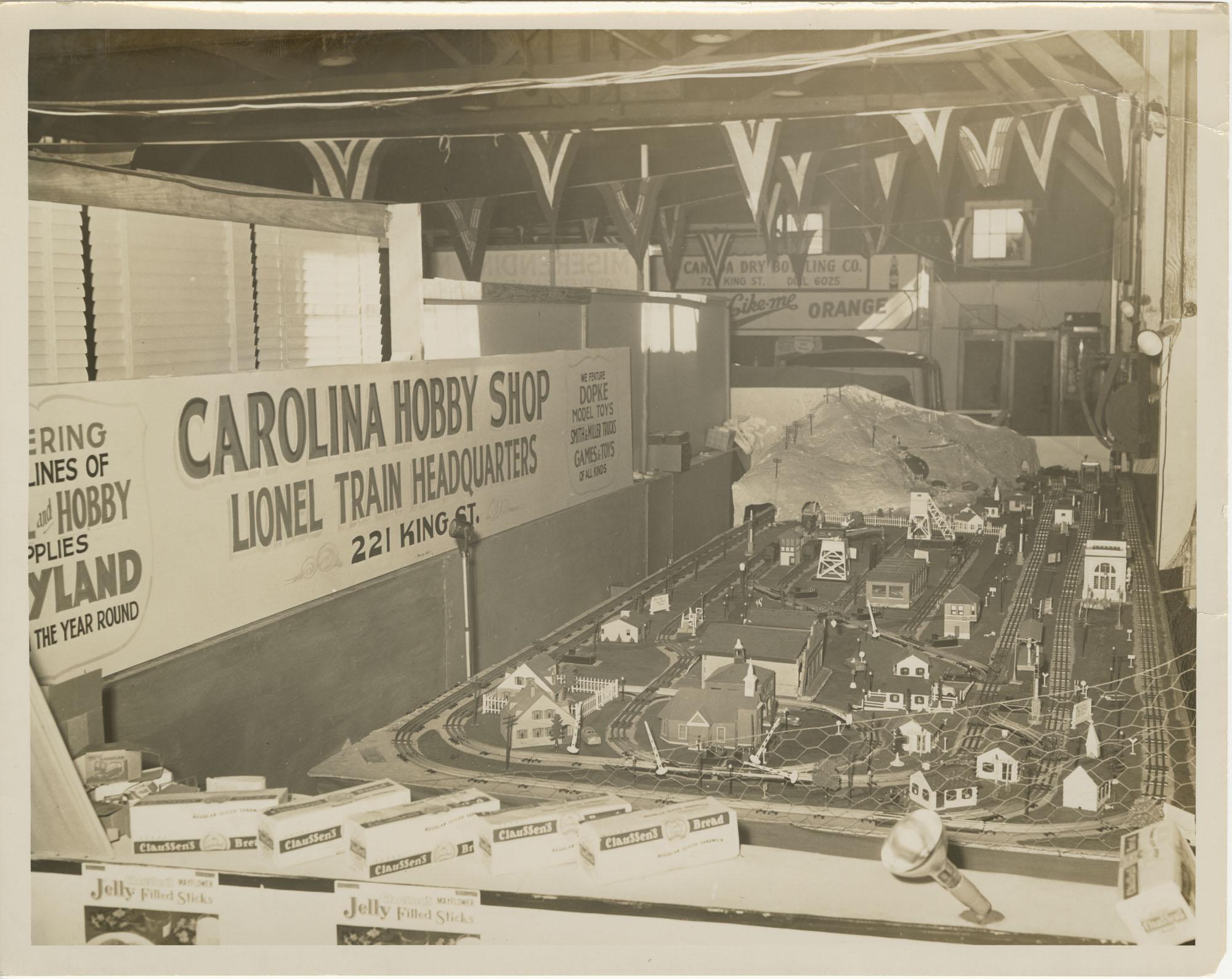 Carolina Hobby Shop Fair Exhibit