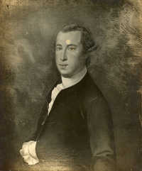 Painting of Thomas Heyward