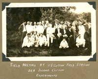 Field Meeting at U.S. Cotton Field
