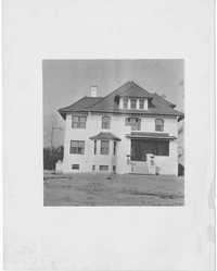 Exterior of Riggs House