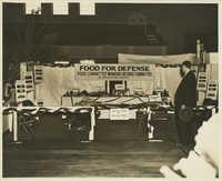 Food For Defense Exhibit