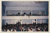 Photograph of Audience
