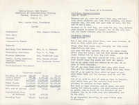 Agenda, Coming Street Y.W.C.A. Committee on Administration, January 16, 1967