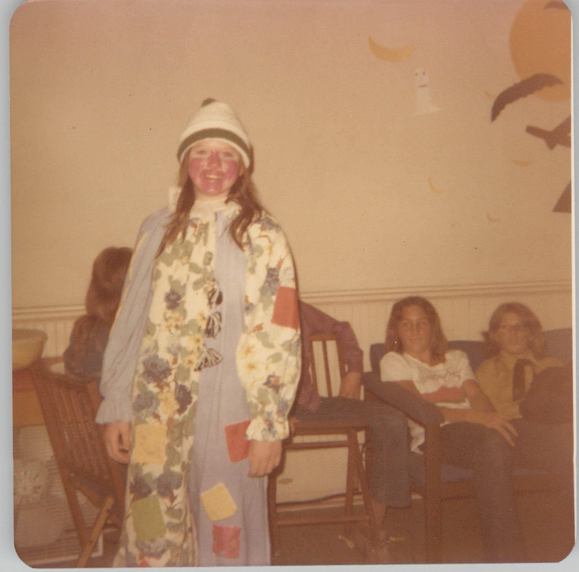 Photograph of Y-Teen Workshop, October 1976