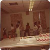 Photograph of Y.W.C.A. Ballet Party, 1977