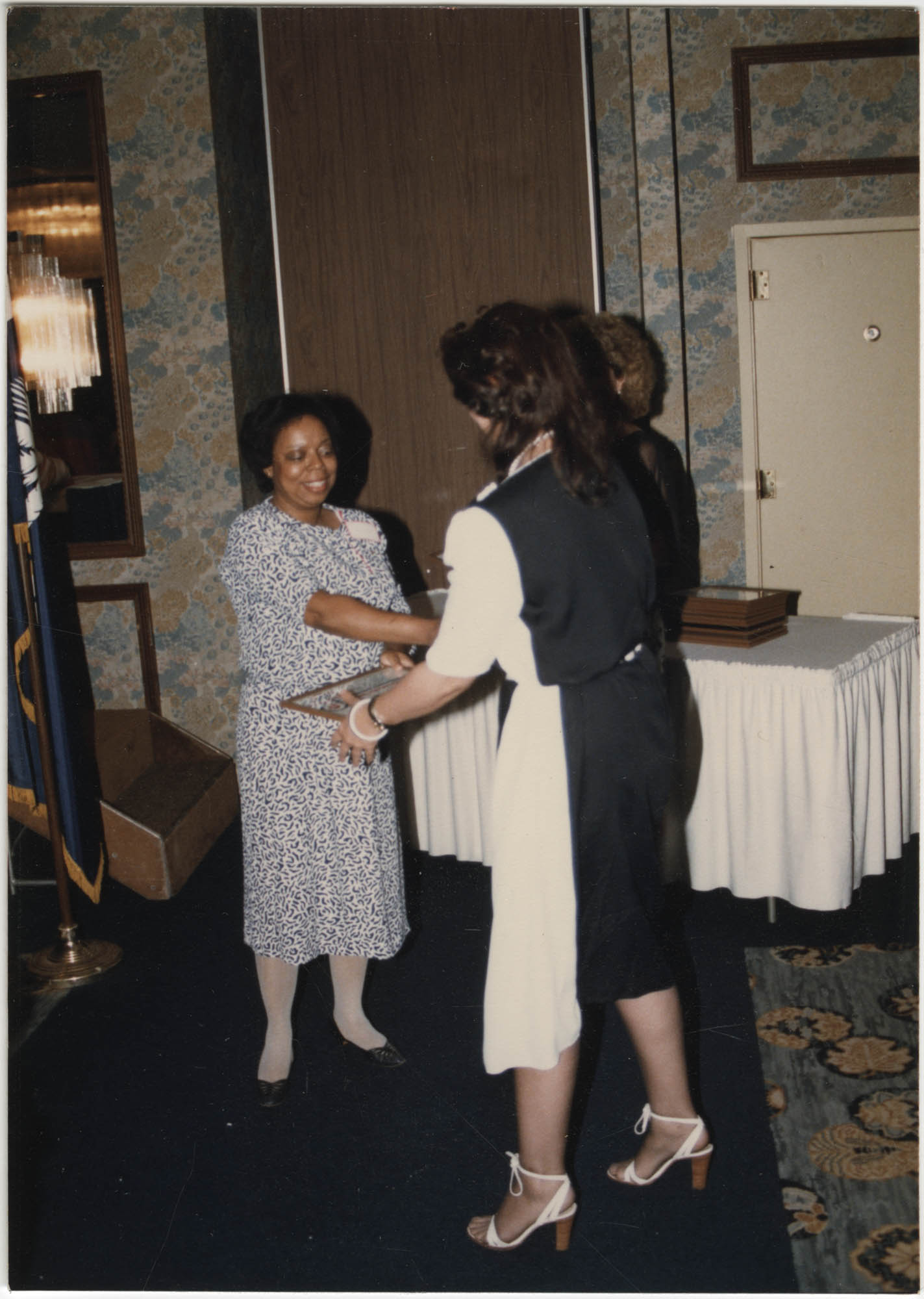 Photograph of a Three Women