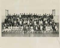 Photograph of Graduating Class