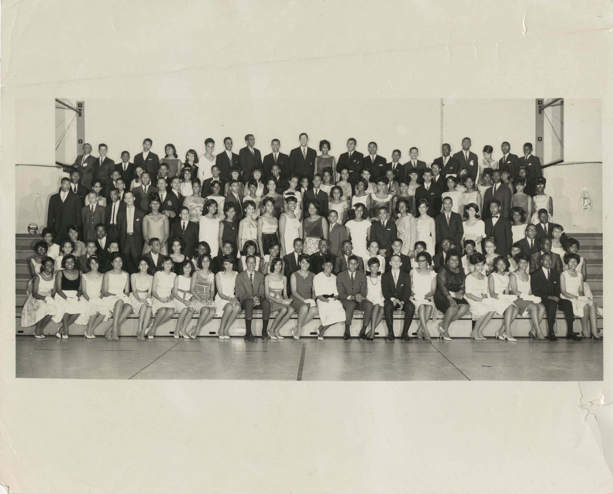 Photograph of Graduating Class