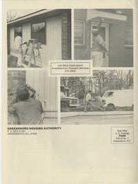 Greensboro Housing Authority Community News, Volume 8, Issue 2, Summer 1988