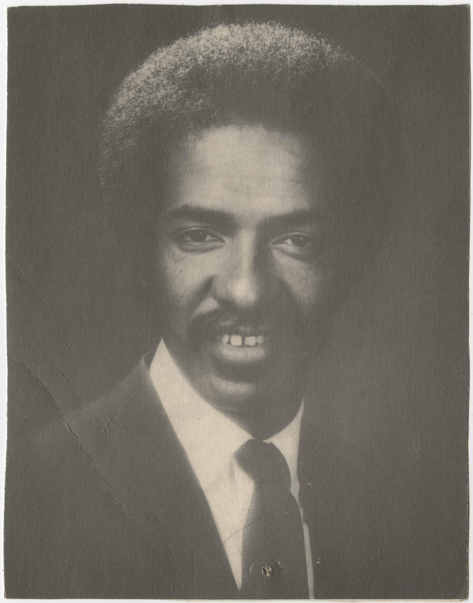 Portrait of Cleveland Sellers