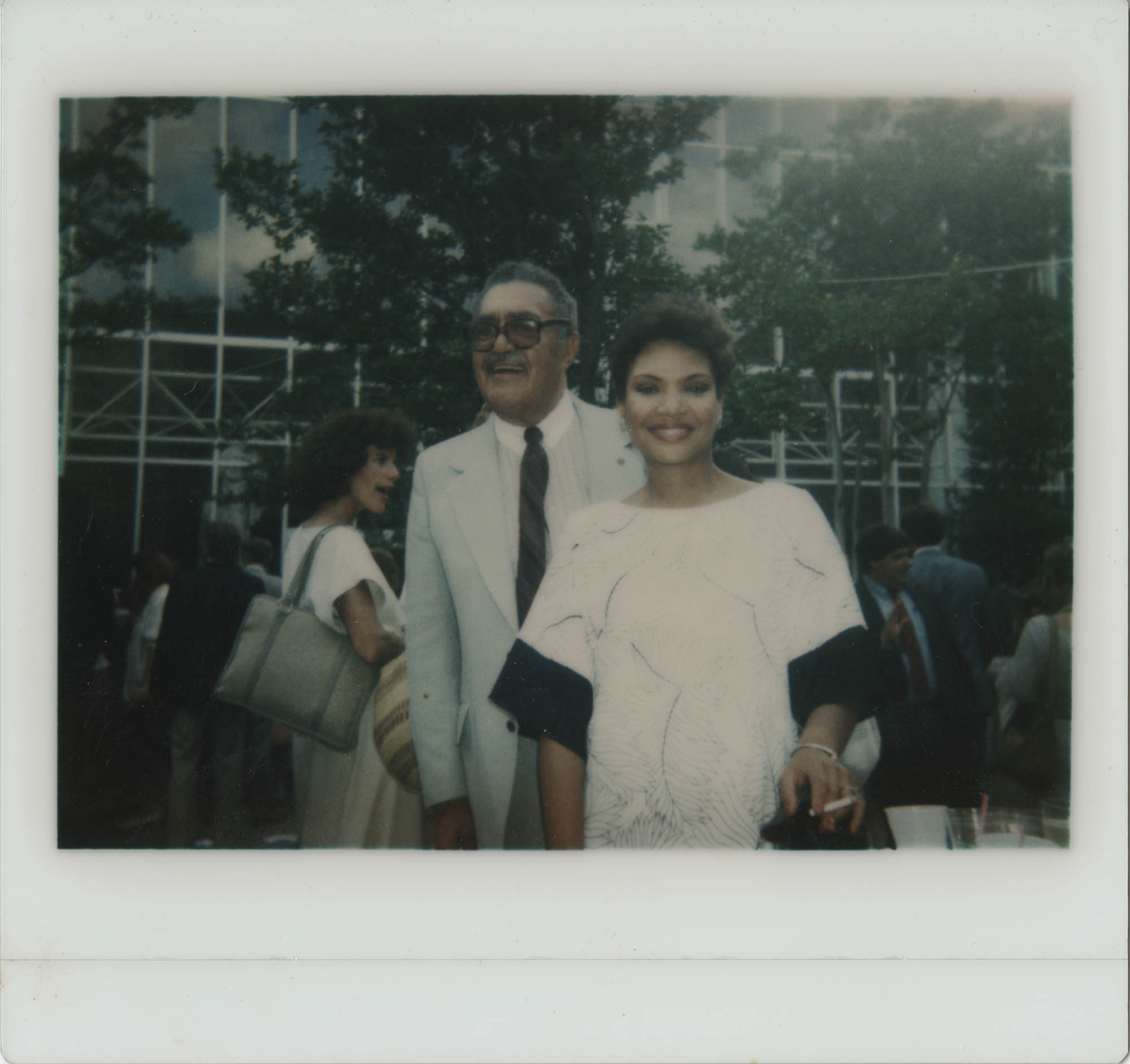 Photograph of J. Arthur Brown and an Unidentified Woman