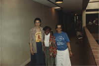 Photograph of Millicent Brown and Two Unidentified Women