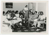 Singing Period, Johns Island, SC, 1961