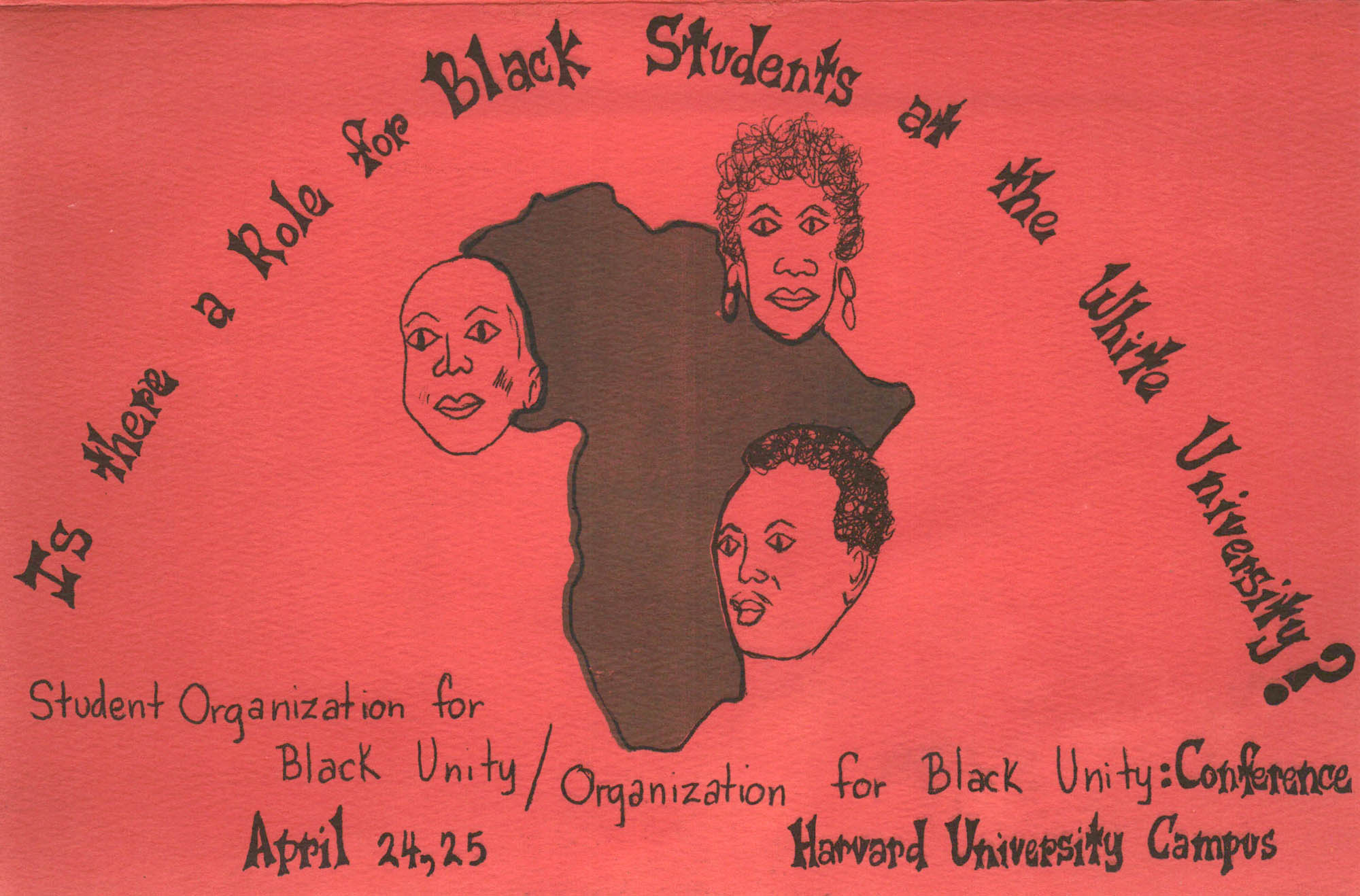 Student Organization for Black Unity Conference, Howard University