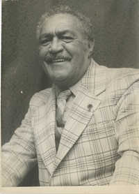 Photograph of J. Arthur Brown