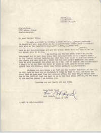 Letter from Levi G. Byrd to J. Arthur Brown, October 29, 1958