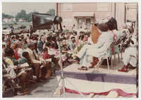 Man Speaker, Septima P. Clark Day Care Center Ceremony, May 19, 1978