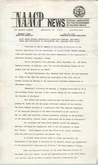 NAACP News Statement, May 28, 1983