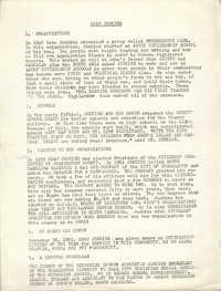 Esau Jenkins Fact-sheet