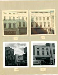 King Street Survey Photo Album, Page 9 (front): 278-290 King Street)