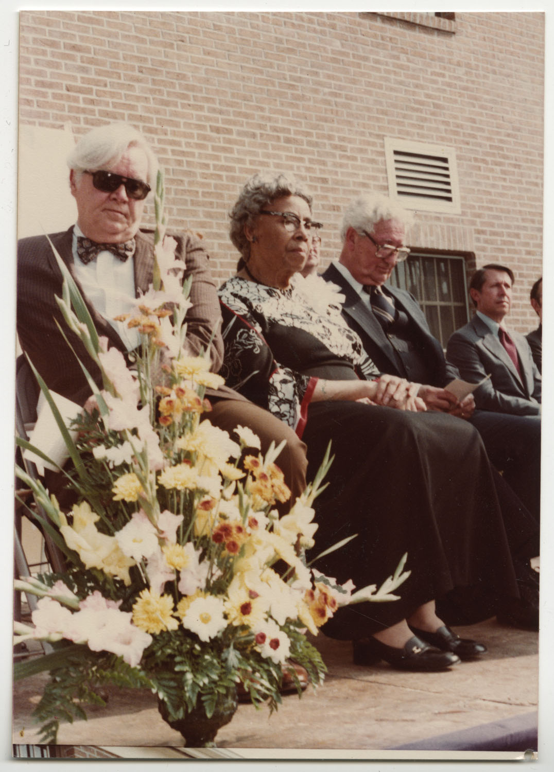 Septima P. Clark Day Care Center Ceremony, May 19, 1978