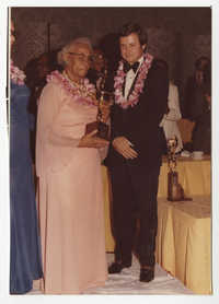 Septima P. Clark, National Education Association Award