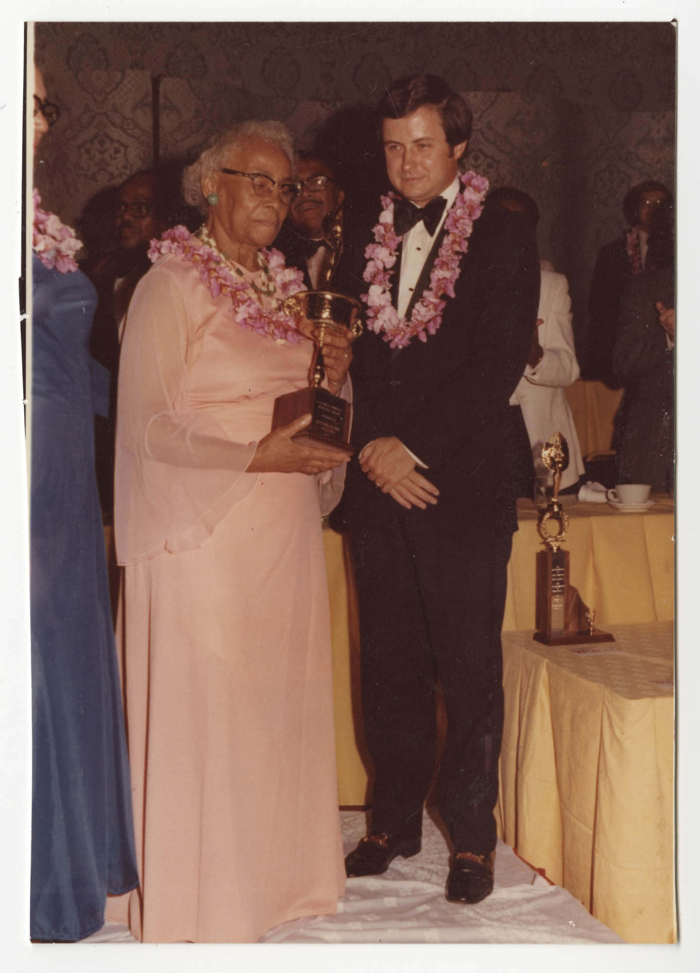 Septima P. Clark, National Education Association Award