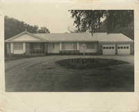 Photograph of J. Arthur Brown's House