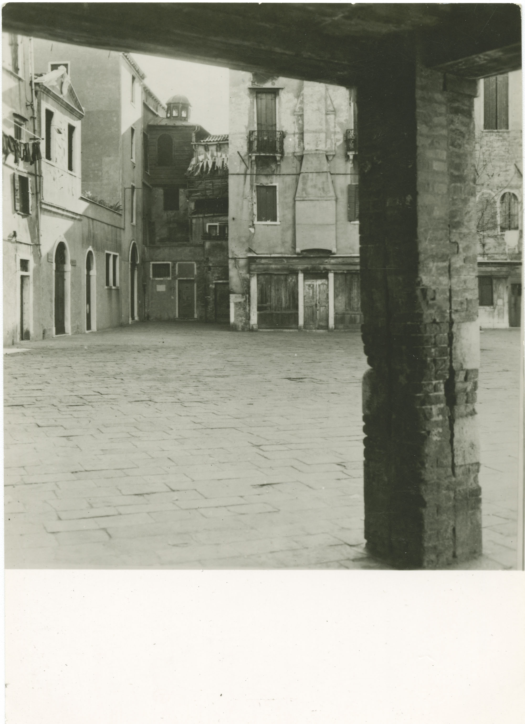 Venezia - Campo di Ghetto - Scuola Canton