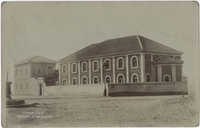 Karachi Synagogue, outer view