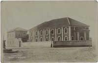 Karachi Synagogue, outer view