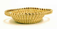 Small sweetgrass basket (Tray)