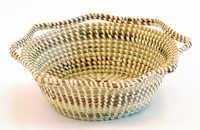 Sweetgrass fruit bowl