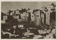 ירושלים, הרובע היהודי בעיר העתיקה בשנות ה-20 / Jerusalem, the Jewish Quarter of the Old City in the '20s