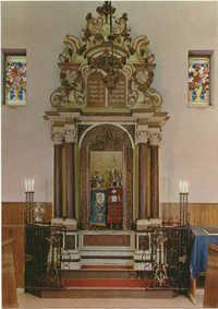 ירושלים - בית הכנסת בהיכל שלמה / Jerusalem - the synagogue at Hechal Shlomo