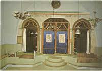 צפת, ביהכ''נ האר''י העתיק של הספרדים / Safad, the ancient Sfardi