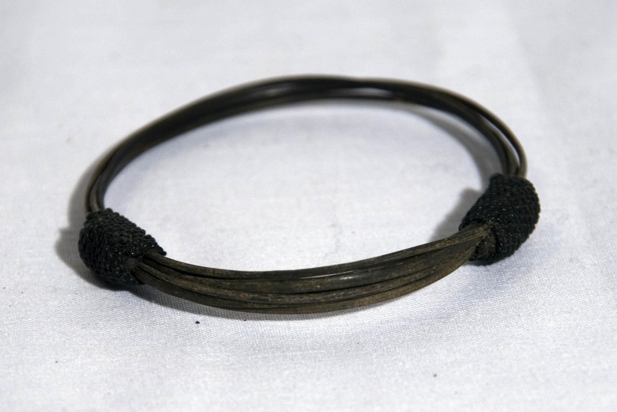 Elephant hair bracelet