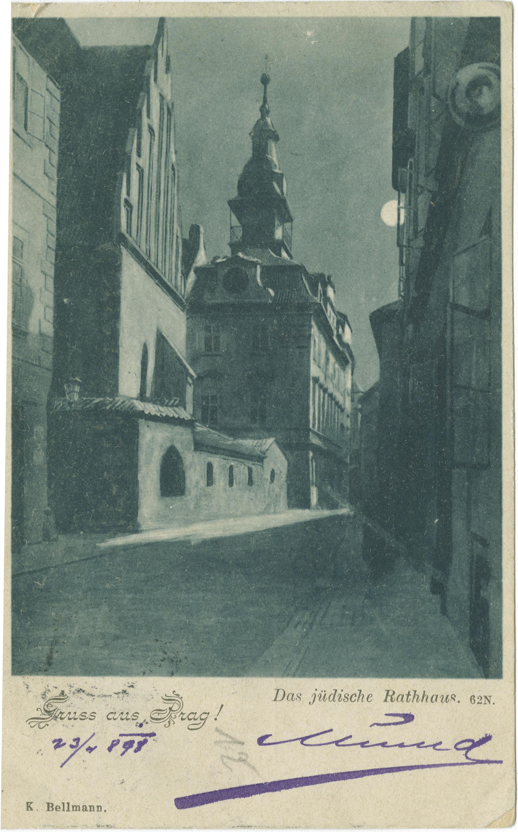 Das jüdische Rathaus