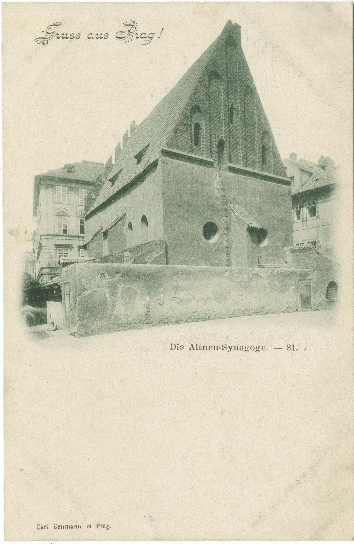 Die Altneu-Synagoge