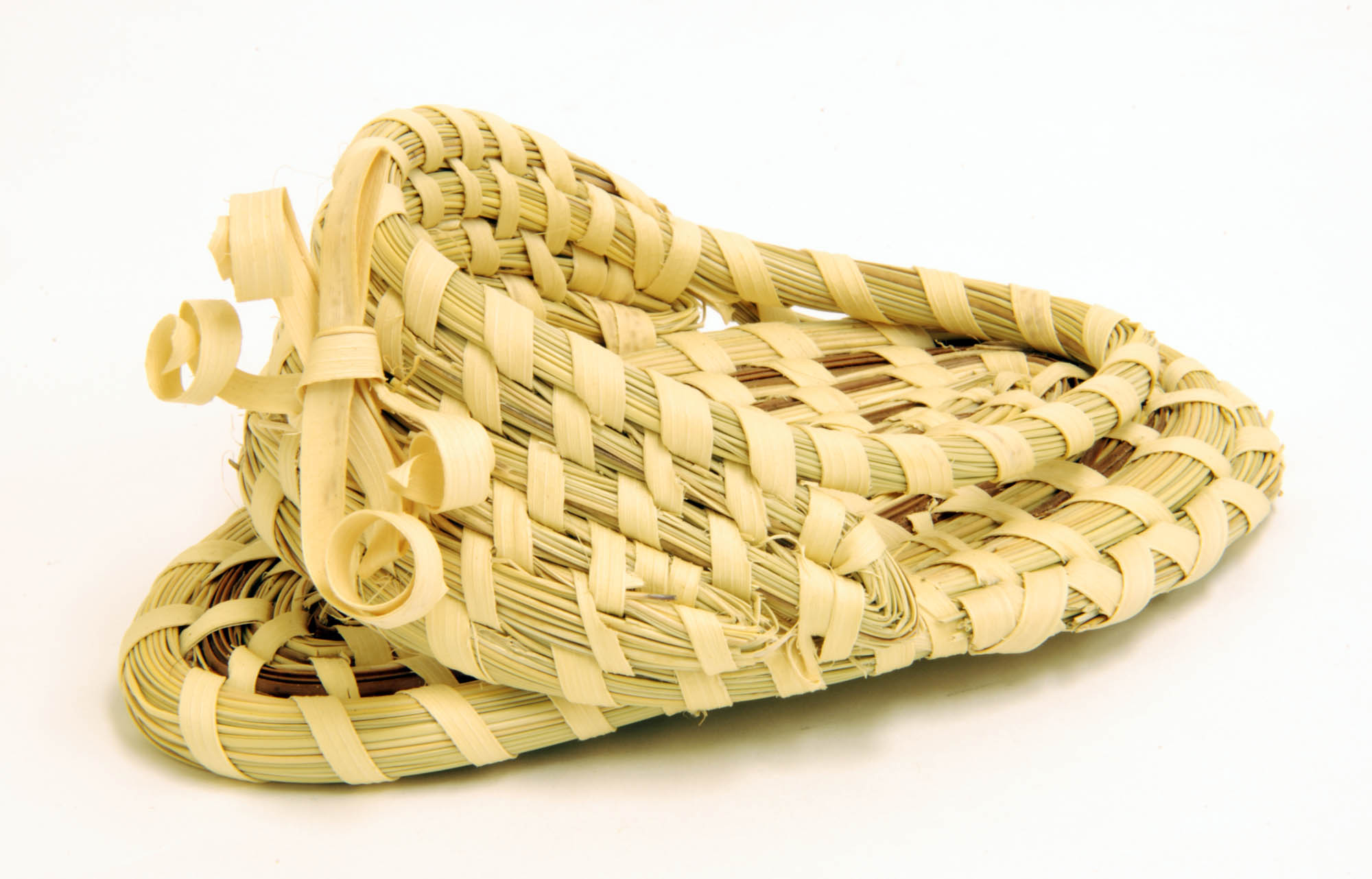 Sweetgrass infant shoe (Child's sandal)