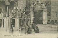 Salonique. - Synagogue des Italiens.