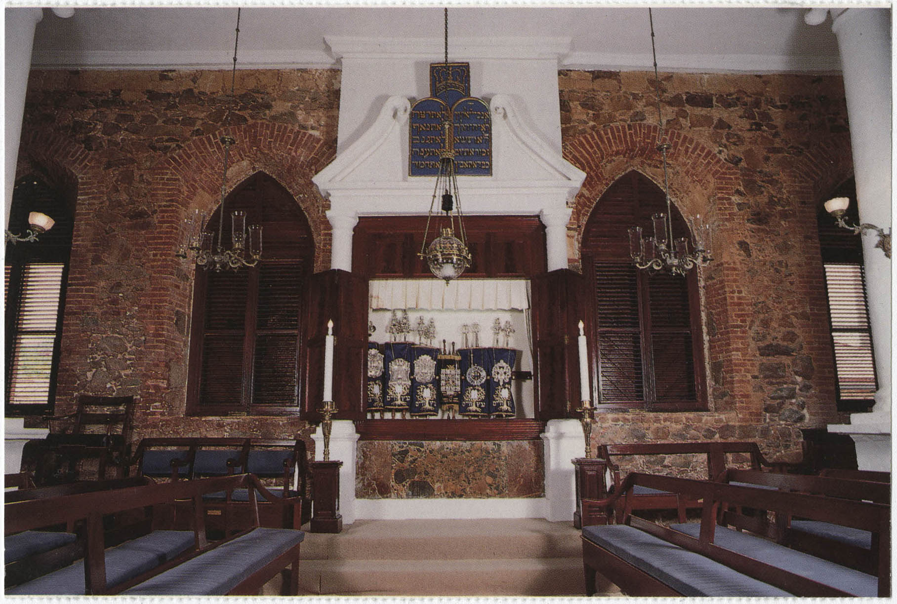St. Thomas Synagogue, U.S. Virgin Islands